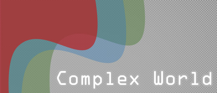 Complex World Refill Banner